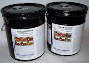 Picture of 10 Gallon Kit of Clear Penetrating Epoxy Sealer